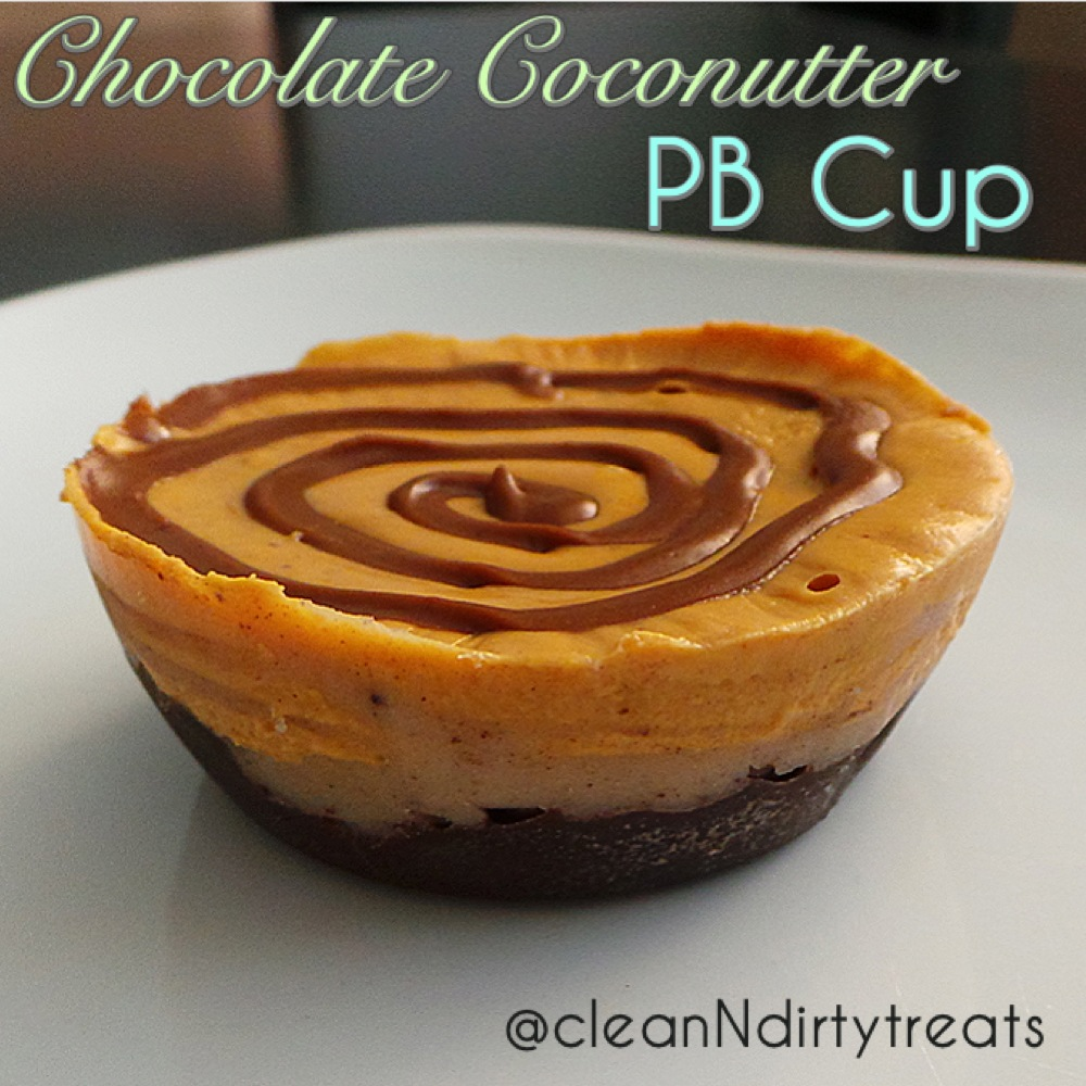 Chocolate Coconutter Peanut Butter Protein Cups