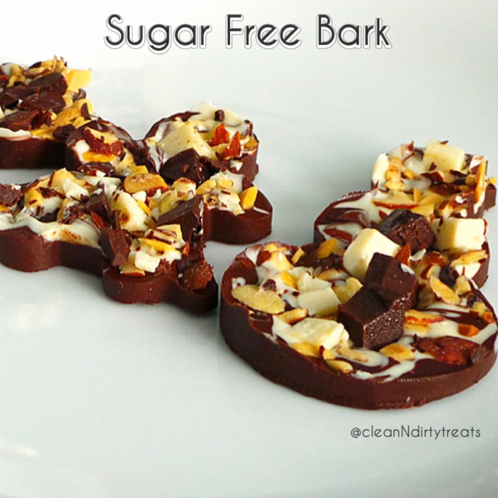Sugar Free Bark
