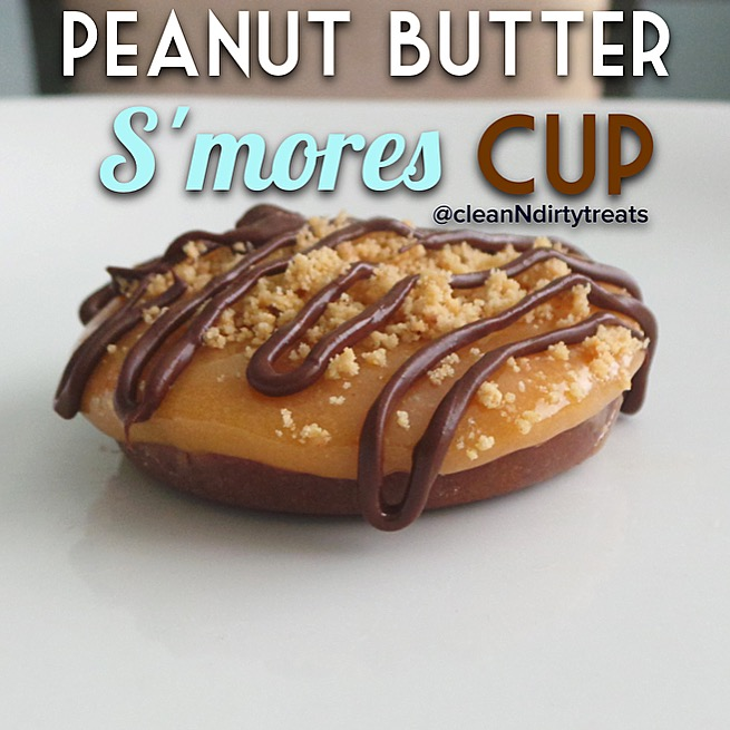 Peanut Butter Smores Cup